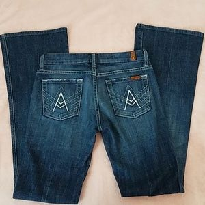 7 For All Man Kind A Pocket Jeans
